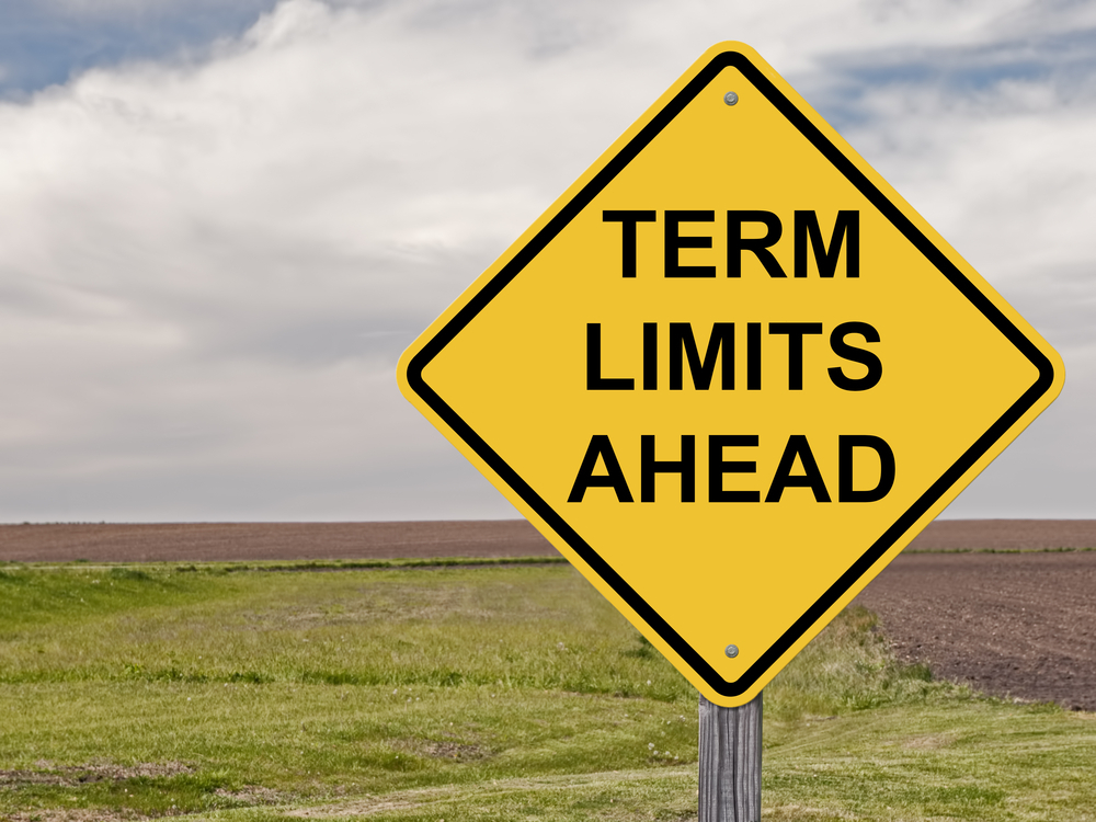 Termlimitssign