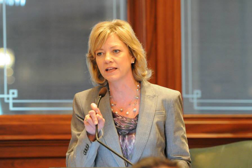 Illinois' 42nd House District House Rep. Jeanne Ives (R-Wheaton)