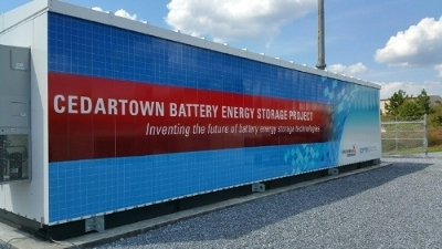 The Cedartown battery energy storage project from Southern Co.