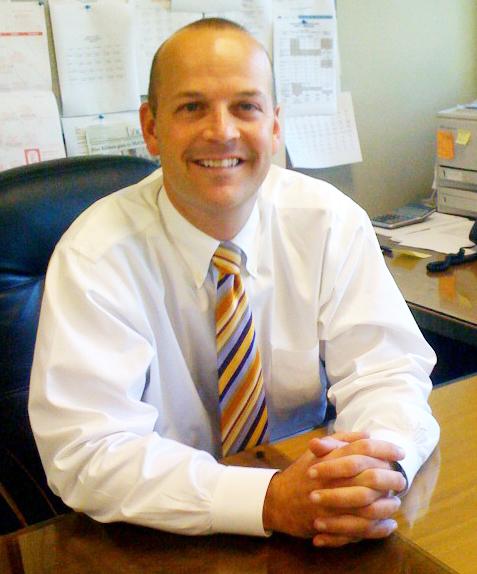 Western Springs SD 101 Superintendent Brian Barnhart