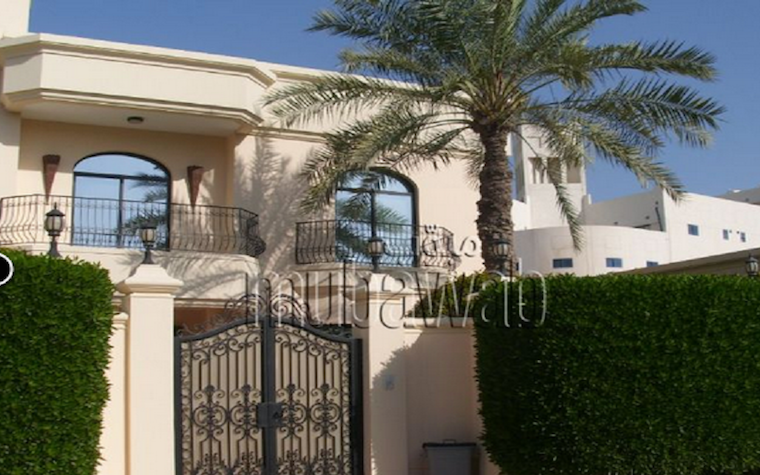 This four bedroom villa is now available in Saar.
