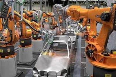 Medium industrialrobot
