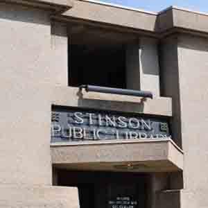 Stinson Memorial Public Library