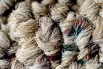 The fibers in carpeting have natural sound-reducing capabilities.