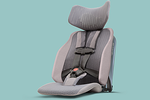 The Wayb Pico was developed to buck the trend in bulky child seats.
