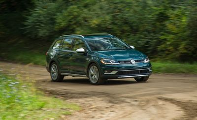 The 2018 Volkswagen Golf Alltrack has an overall rating of five stars as per the National Highway Traffic Safety Administration.