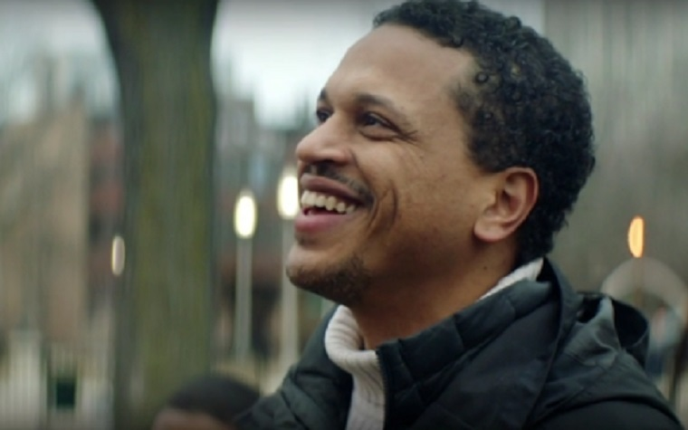 This past March, Troy LaRaviere was part of a television campaign ad by presidential candidate Bernie Sanders.