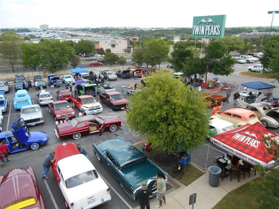 Twin Peaks To Host Fifth Annual Kingz Of Tha South Custom Car Show - Twin peaks car show
