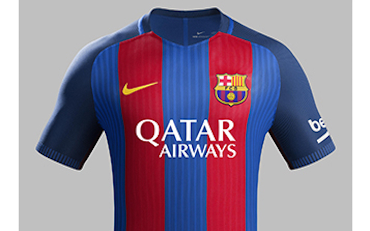 Qatar Airways signs extension with FC Barcelona to remain jersey sponsor