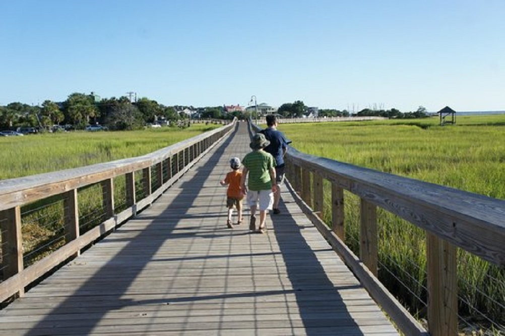 Shem Creek Park has been recognized by TripAdvisor.