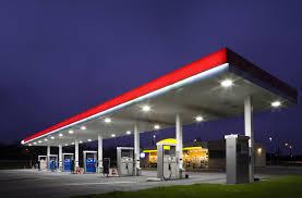 Large gasstation