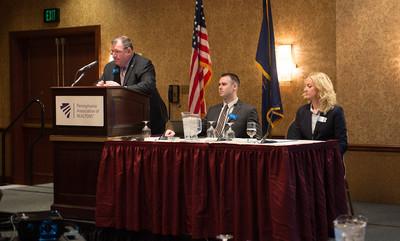 Members of the Pennsylvania Association of Realtors met this week in Harrisburg.