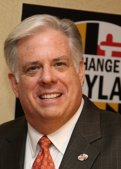 Maryland Gov. Larry Hogan