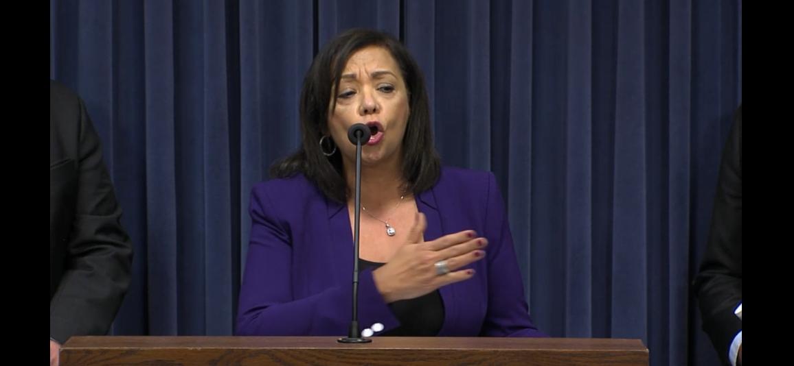State Sen. Iris Martinez (D-Chicago)
