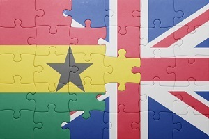 The U.K. has been a committed partner to Ghana, contributing $423 million in support over the last four years.