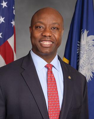 U.S. Sen. Tim Scott (R-SC).