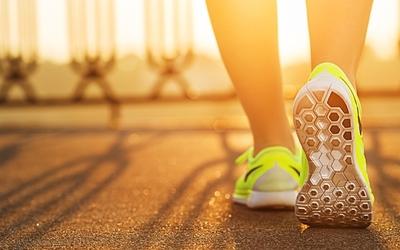 Medium walking fitness