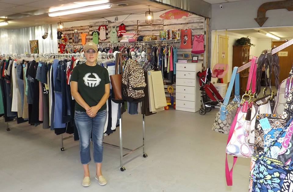 Encore Consignment Wearhouse carries a large selection of clothing for all members of the family.