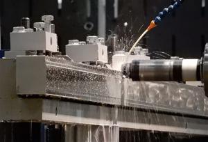 Vacuum vessel production line