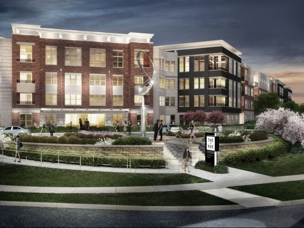 The Vue is a new luxury apartment community in Beachwood, Ohio