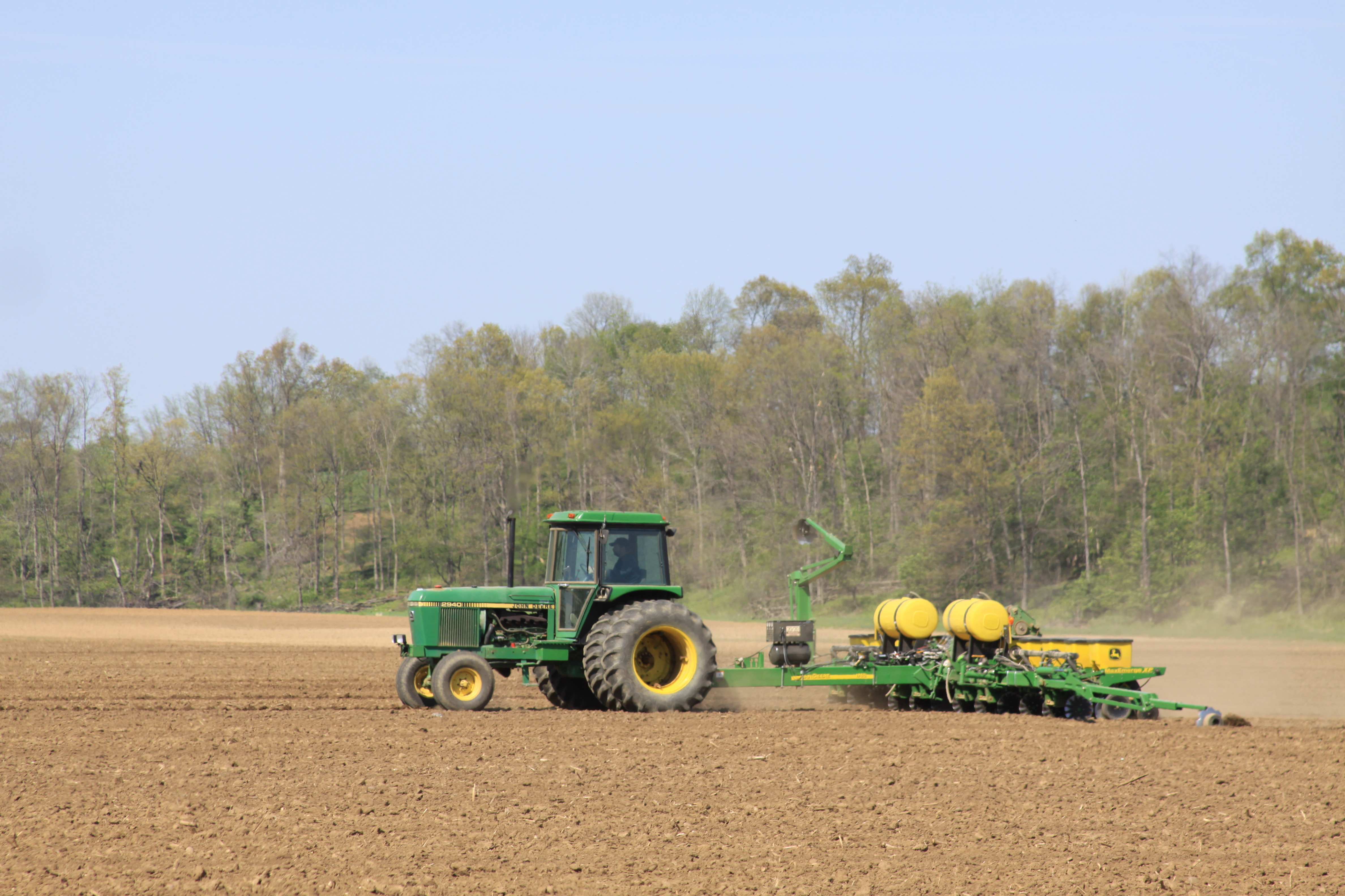 The Canadian government is investing $1.1 million in the Canadian Fertilizer Institute.