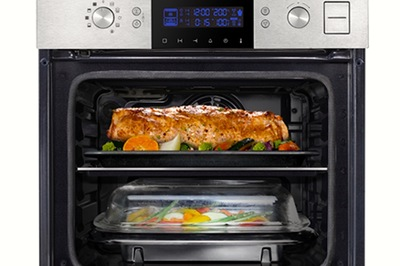 Steam ovens offer traditional convection cooking and the benefits of steaming in one package.