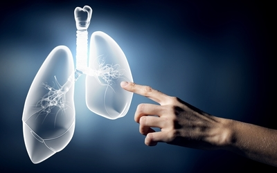 Medium lung cancer