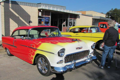 The Veterans Day Car Show in downtown Bastrop is gearing up for its 14th year.