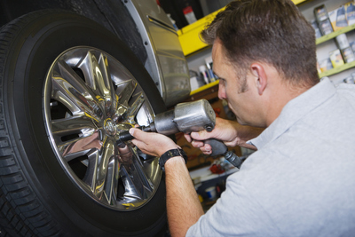 Spring is a good time to give your tires and an alignment some attention.