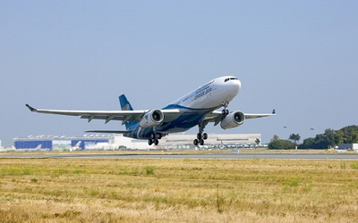 Oman Air launches first flight to China