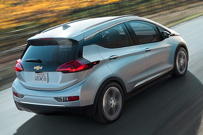 The energy efficient 2017 Chevy Bolt takes driver and passengers further with no fuel.