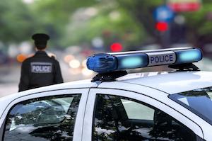 Medium policecar300