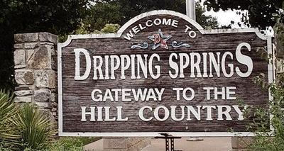 Dripping Springs boasts one of its two unique designations.
