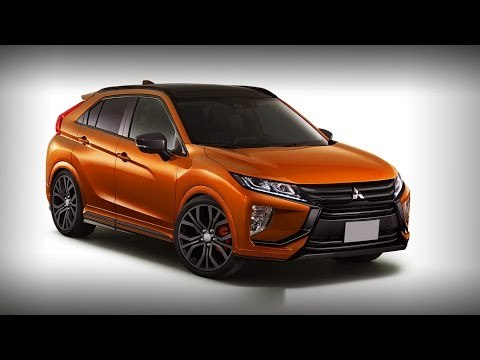 The 2019 Mitsubishi Eclipse Cross features Rear Cross Traffic Alert.