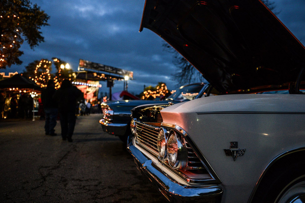 The 8th annual Hot Rods and Hatters car show and music festival will be held in Gonzales over the weekend of Feb. 1-2.