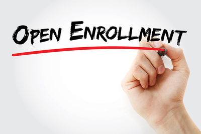 Medium open enrollment