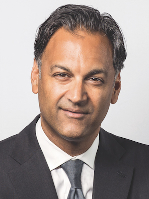Nadeem Bezar of Kline & Specter