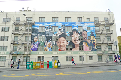 Residents advocated for a new 2,500-square-foot community center that will serve as a hub for social and educational activities, meetings, and celebrations in the Chinatown community.