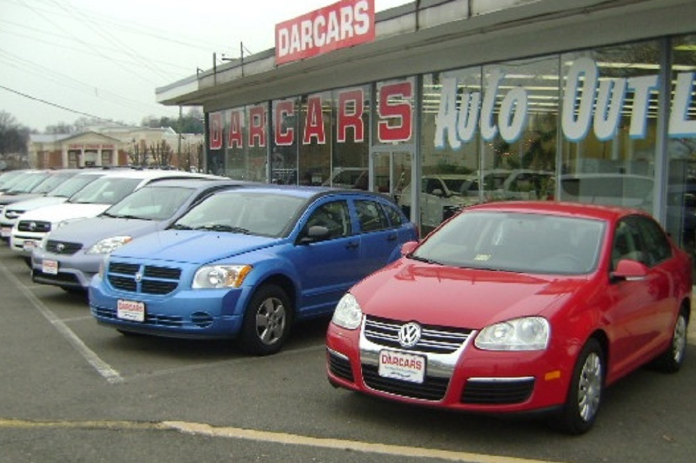 DARCARS offers different kinds of pre-owned vehicles including luxury sedans.
