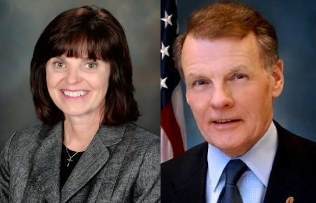 Sue Scherer/Michael Madigan