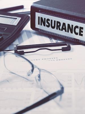Large insurancefolder