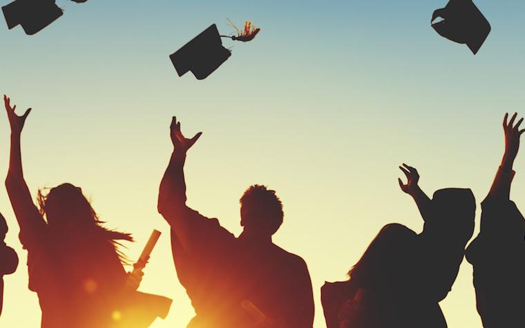 Bradley University celebrates commencement of more than 200.
