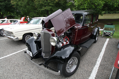 The Blanco Classic Car Show is a 28-year tradition held just West of Austin.