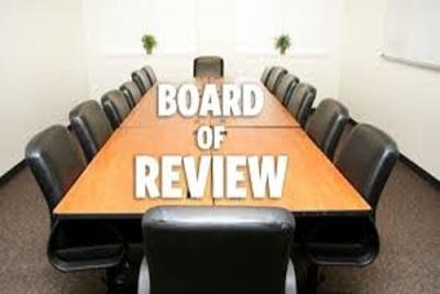 Medium boardofreview