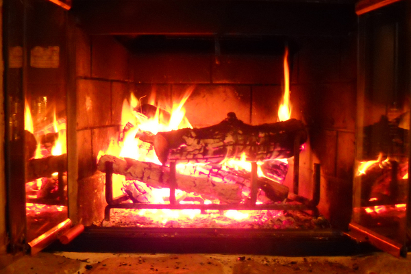 The warm glow of a fireplace is enchanting, but care is required to keep a chimney safe.