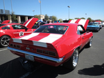The ninth annual MOCA car show March 26.