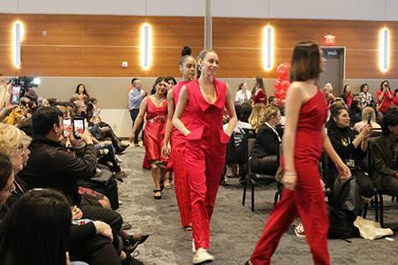 University Of Incarnate Word Uiw Presents 17th Annual Red Dress Fashion Show Health Fair South San Antonio News