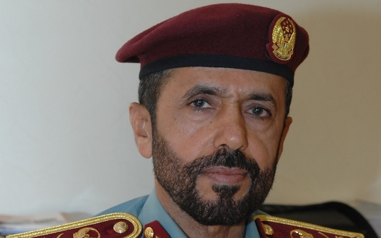 Major General Khalifa Hareb Al Khaili