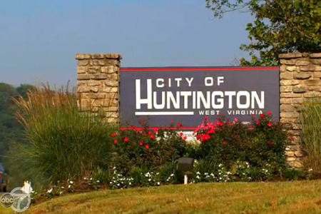 Large huntington