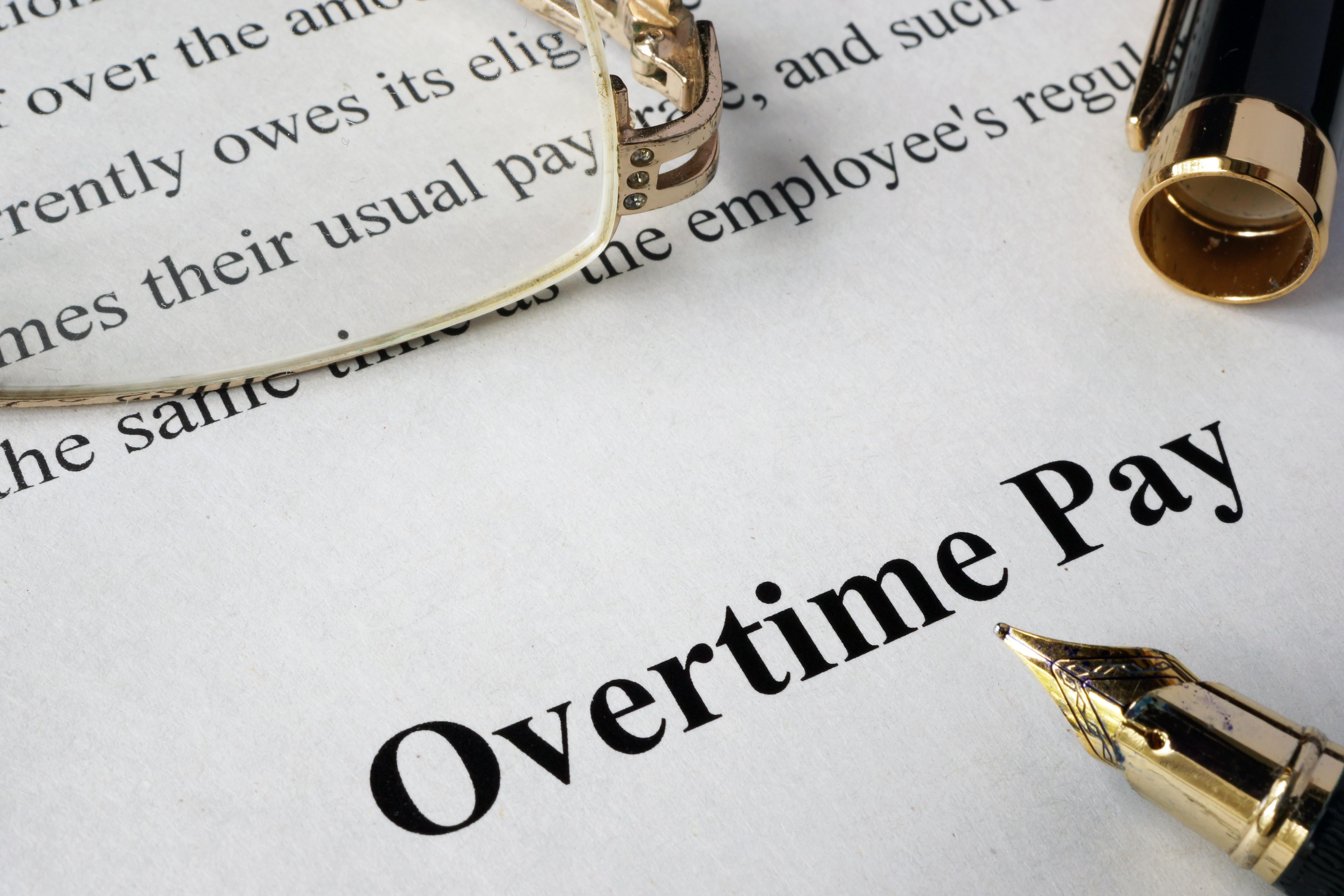 Overtimepay